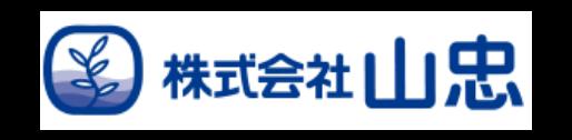 株式会社山忠のロゴ